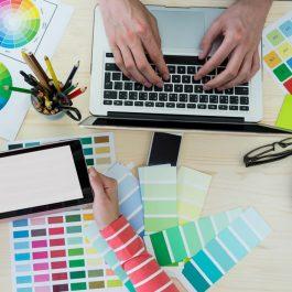 Смена цветовой схемы сайта